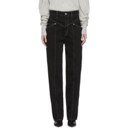 Black Lenie Jeans