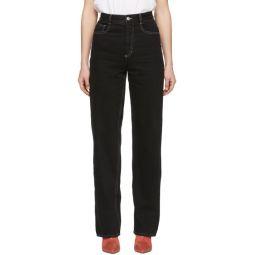 Black Luz Jeans