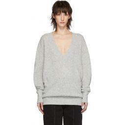 Grey Cashmere Cadzi Sweater