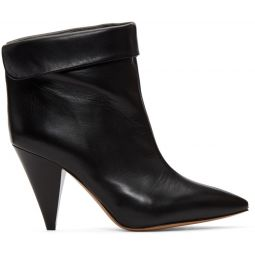 Black Lisbo Boots