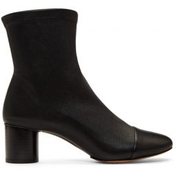 Black Datsy Boots