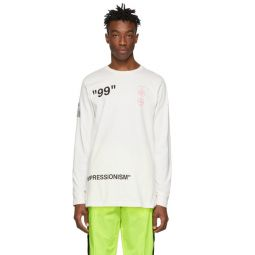Off-White Boat Long Sleeve T-Shirt