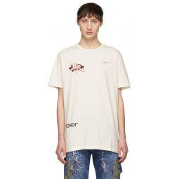 Off-White Dondi Graffiti Slim T-Shirt