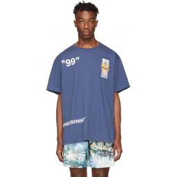 Blue Summer T-Shirt