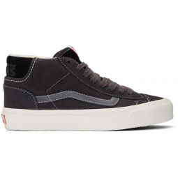 Black OG Mid Skool LX Sneakers