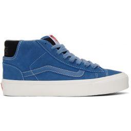 Blue OG Mid Skool LX Sneakers