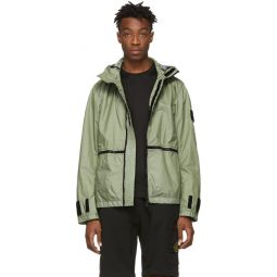 Green 3L TC Membrane Jacket