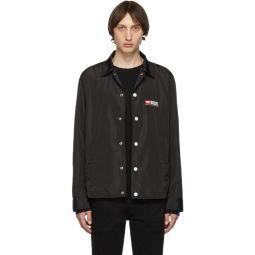 Black J-Roman-P Jacket
