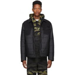 Black D-Shyla Jacket