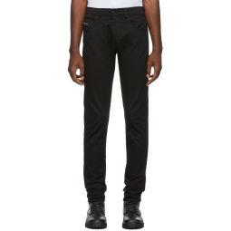 Black D-Strukt Jeans