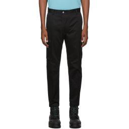 Black P-Jared Cargo Pants