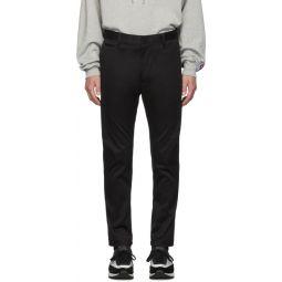 Black P-Mad-Ichiro Trousers