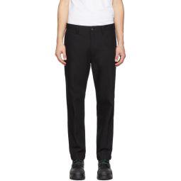 Black P-Jared-NL Chino Trousers