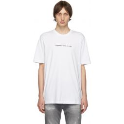 White T-Just-Copy T-Shirt