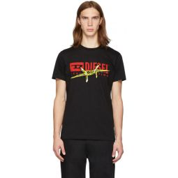 Black T-Diego-BX2 T-Shirt