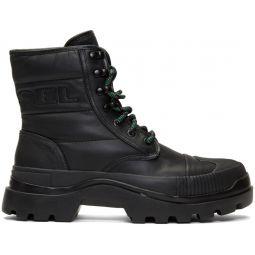 Black D-Vaiont DBB II Boots