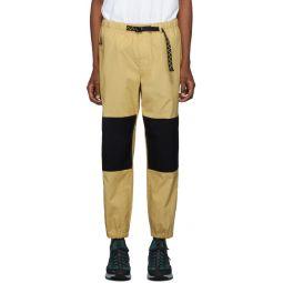 Yellow & Black ACG Trail Lounge Pants