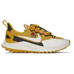 Yellow Gyakusou Zoom Pegasus 36 Sneakers