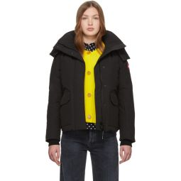 Black Down Blakely Parka