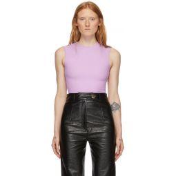 Purple Scuba Bodysuit