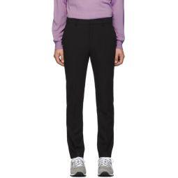 SSENSE Exclusive Black Anson Trousers