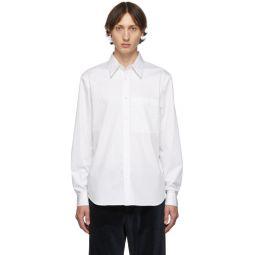 SSENSE Exclusive White Tech Shirt