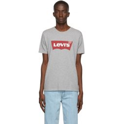 Grey Classic Logo T-Shirt
