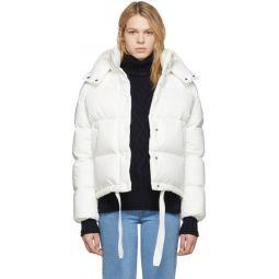 White Down Onia Jacket