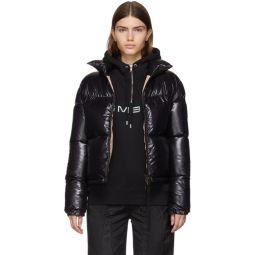 Black Down Shiny Rimac Jacket