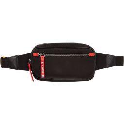 Black Aude Belt Bag