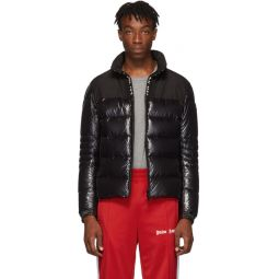 Black Down Bruel Jacket