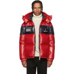 Red Down Gary Jacket