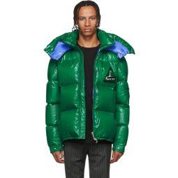 Green Down Wilson Jacket