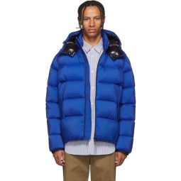 Blue Down Wilms Jacket
