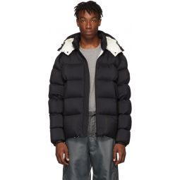 Black Down Wilms Jacket