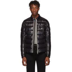 Black Down Berriat Jacket