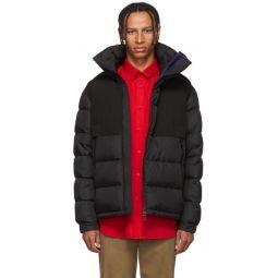 Black Down Laveda Jacket