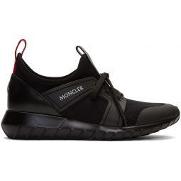 Black Emilien Sneakers
