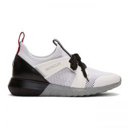 White Emilien Sneakers