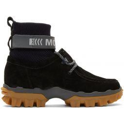 Black Henke Boots