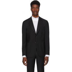 SSENSE Exclusive Black Wool 1903 Pha Blazer