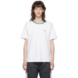 White Elsom Face T-Shirt