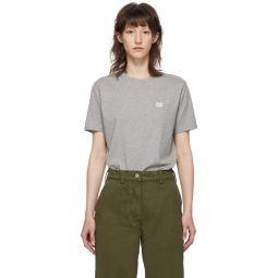 Grey Ellison Face T-Shirt