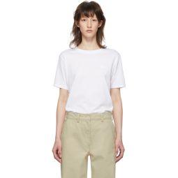 White Ellison Face T-Shirt