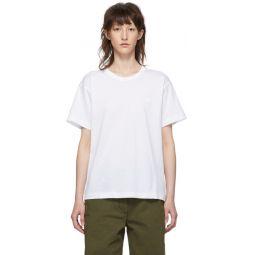 White Nash Face T-Shirt
