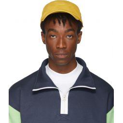 Yellow Cunov Face Cap