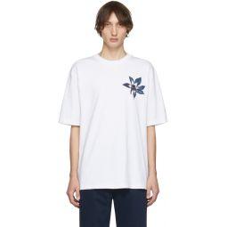 White Flower Erian T-Shirt