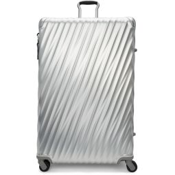 Silver Aluminium19 Degree Worldwide Trip Packing Case