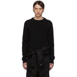 Black Gauge 5 Sweater