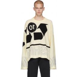 Off-White Inlay Gauge 12 Sweater